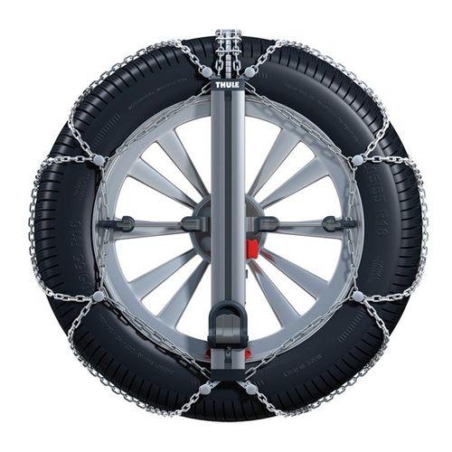 Konig (Thule) EASY-FIT SUV velikost 230 - sněhové řetězy (pár)