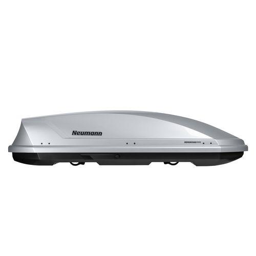 Střešní box Neumann Adventure 190 (lesklý stříbrný)