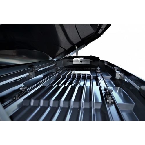 Střešní box Northline Tirol 420 Wing (lesklý bílý)
